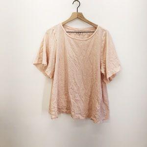 Ann Taylor LOFT Short Sleeve T-Shirt